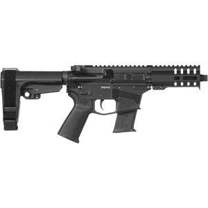 "CMMG Banshee 300 Mk57 5.7x28mm AR-15 Semi Auto Pistol 5"" Barrel 20 Rounds RML4 M-LOK Handguard CMMG Micro/CQB RipBrace Graphite Black Finish"