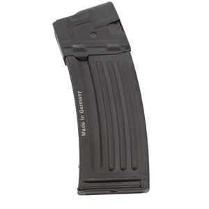 Heckler & Koch HK93 30 Round Magazine 5.56 NATO Steel Black Finish