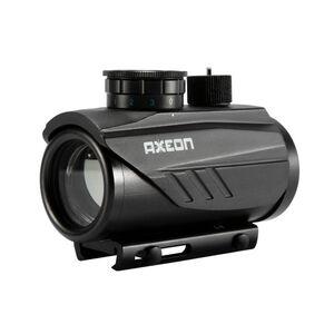 Axeon Optics 3XRDS Red Dot Sight 1x30mm Red/Green/Blue Reticle Integral Mount Black