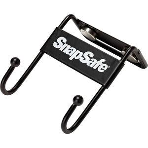 SnapSafe Magnetic Safe Hook Black