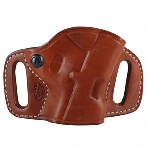 """El Paso Saddlery High Slide for 1911 5"""" with Rail, Right/Russet"""