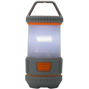 Ultimate Survival Technologies 14 Day LED Lantern Max Output 140 Lumens LED Bulb AA x4 ABS Gray