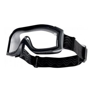 Bolle X1000 Duo Clear Lens Tactical Goggles Black