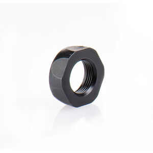 "Ultradyne Shrouded Timing Nut 1/2""-28 .750"" Barrel Stainless Steel Nitride"
