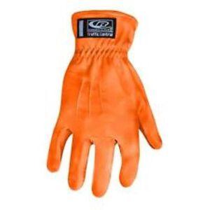 Ringers Gloves Hi Vis Traffic Glove Small