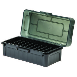 Frankford Arsenal #505 Ammo Box .222/.223 Remington 50 Rounds Plastic Gray 1083786