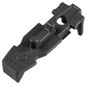 Magpul Tactile Lock Plate Type 2 For AR-15 Magpul PMAG Gen M3 Magazines Only Polymer Matte Black Package of 5