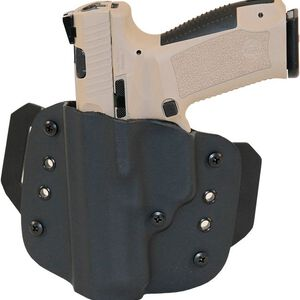 Canik 9mm OWB Left Hand Open End Holster