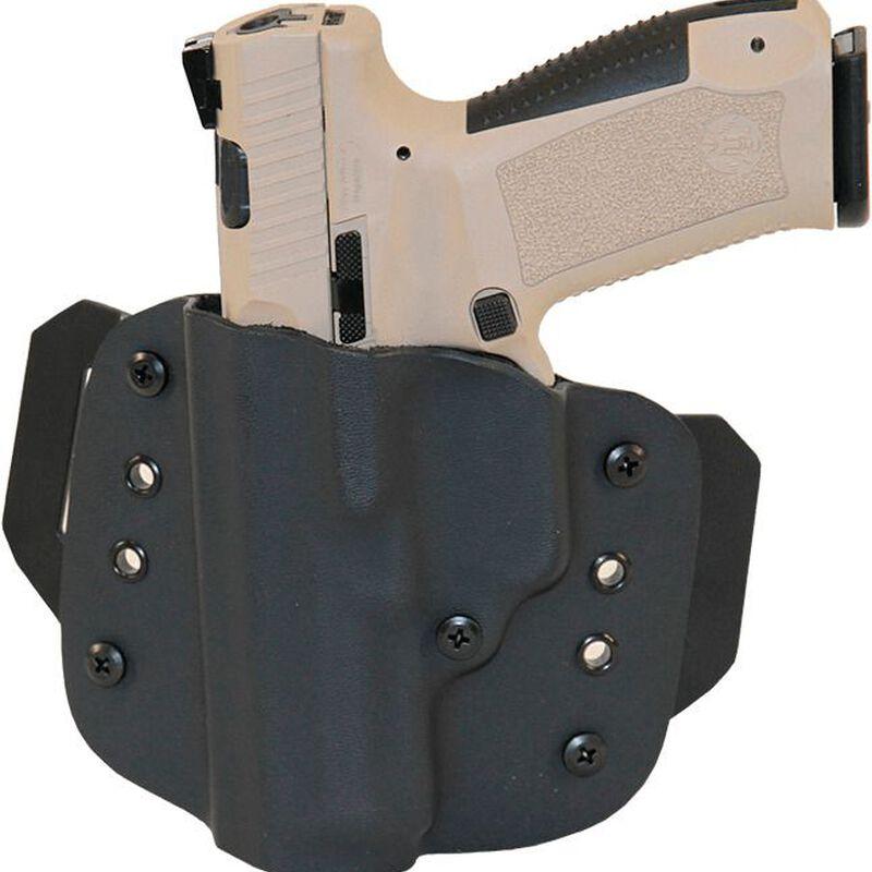 Canik 9mm OWB Left Hand Open End Holster
