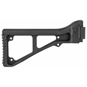 Brugger & Thomet Side Folding Stock Fits B&T APC Models Polymer Matte Black