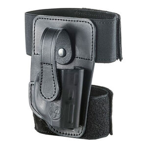 Beretta Mod C Holster TOMCAT Ankle Right Hand Leather Black