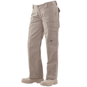 Tru-Spec 24/7 Series Women's Pants Polyester Cotton Rip Stop Khaki 1095005