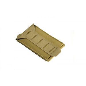 Blueforce Gear Stackable Ten-Speed Single M4 Mag Pouch Coyote Brown HW-TSP-M4-1-SB-CB