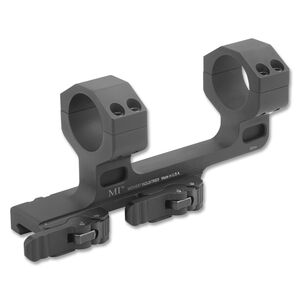 "Midwest Industries 30mm High QD Scope Mount with 1.4"" Offset MI-QD30SMH"