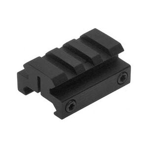 "Burris Picatinny Tactical Riser 0.5"" Aluminum Matte Black 410340"
