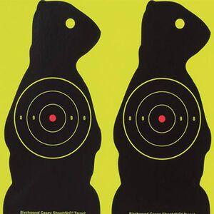 "Birchwood Casey Shoot-N-C Target 8"" Prairie Chuck 8 Pack 38774"