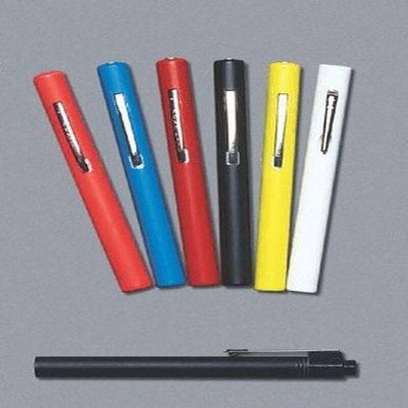 Emergency Medical International Brite-Light Reusable Penlight AAA Batteries Included Black 216