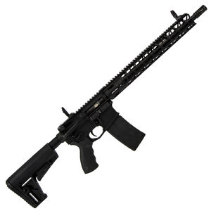 "Adams Arms P2 5.56 NATO AR-15 Semi-Auto Rifle 16"" Barrel 30 Rounds Free Float M-LOK Hand Guard Carbine Stock Black Finish"