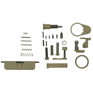 WMD Guns AR-15 Accent Build Kit/Mil-Spec Assembly Parts Flat Dark Earth Finish