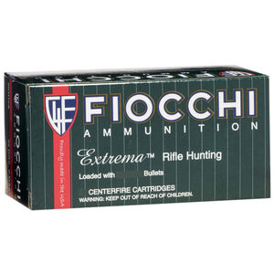 Fiocchi 6.5 Creedmoor Ammunition 20 Rounds SST 129 Grains