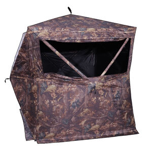 Hunting Made Easy 3-Person Ground Blind Camo