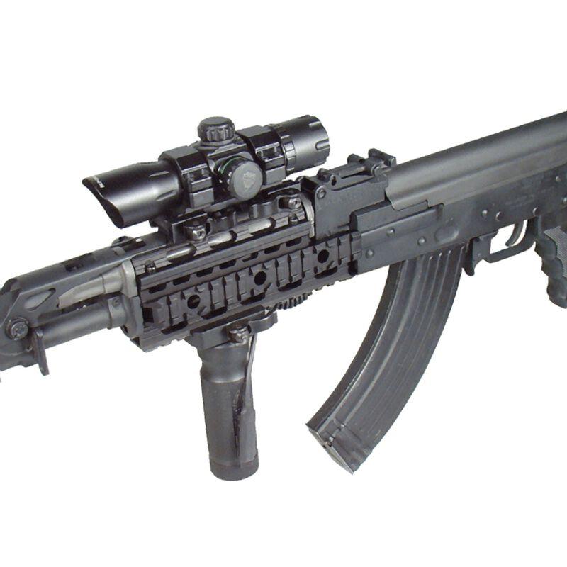 Leapers UTG AK-47 Yugo Quad Rail Handguard Two Piece Aluminum