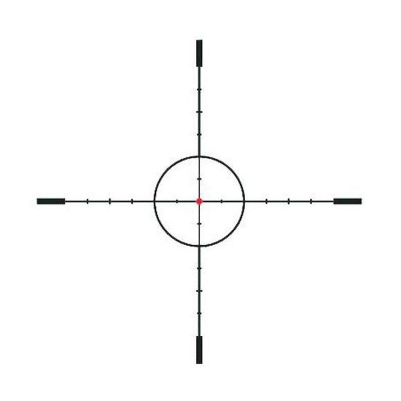 Leupold Tactical VX-R 30mm Patrol Scope 1.25-4x20 FireDot SP Black 113769