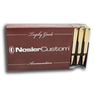 Nosler Trophy .257 Robert+P 110 Grain AccuBond 20 Rnd Box