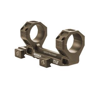 Geissele Super Precision AR-15 Extended Scope Mount 34mm Aluminum Desert Dirt 05-405S