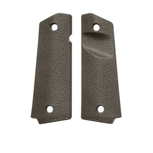 Magpul MOE 1911 Grip Panels Polymer TSP Texture OD Green MAG544-ODG