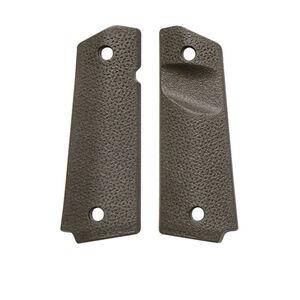 Magpul MOE 1911 Grip Panels Polymer TSP Texture OD Green MAG544-ODG