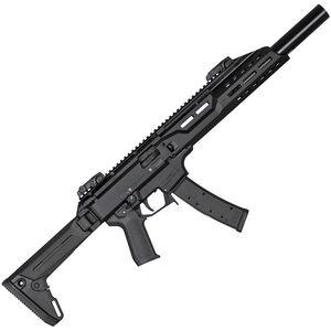 "CZ Scorpion Evo 3 S1 Magpul Edition 9mm Semi Auto Rifle 16.2"" Barrel with Faux Suppressor 35 Rounds Magpul Furniture and Sights Black"