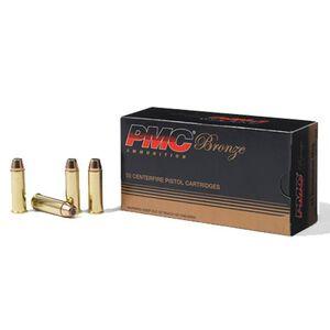 PMC Bronze .44 Mag 240 Grain Truncated SP 25 Round Box