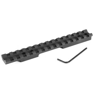 "EGW Savage 93 1-5/8"" Ejection Port Picatinny Rail Scope Mount 0 MOA Aluminum Matte Black"