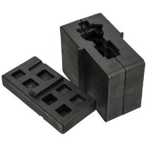 JE Machine AR-15 Vise Block Upper & Lower combo