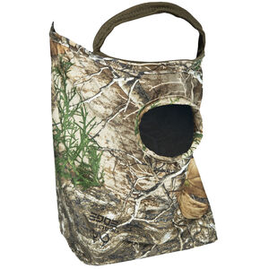 Primos Hunting Realtree Edge Camo Stretch Fit 1/2 Face Mask