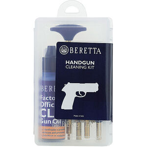 Beretta Basic Pistol Cleaning Kit .44/45 Caliber