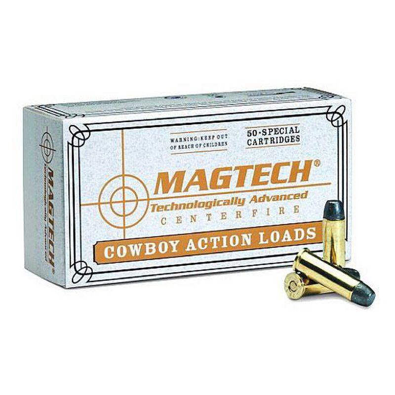 Magtech .38 Special Ammunition 50 Rounds LFN 158 Grains 38L
