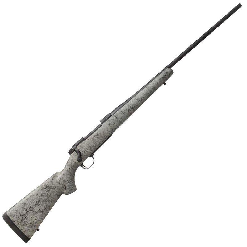 "Nosler M48 Liberty Bolt Action Rifle 6.5 Creedmore 24"" Barrel 4 Rounds Composite Stock Black Cerakote Finish"