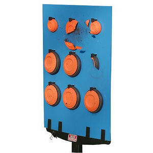 "MTM Case-Gard Bird Board Clay Holder 17.5""x23"" Plastic Blue"