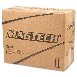 Magtech .25 ACP Ammunition 1000 Rounds FMJ 50 Grains 25A