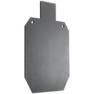 """Champion Traps and Targets Center Mass 2/3 IPSC AR500 .375"""" Steel Target"""