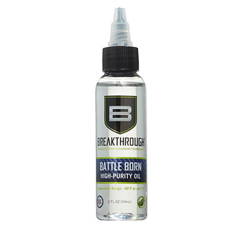 Breakthrough Clean Technologies Battle Born High Purity Oil 2 oz Bottle 24 Pack BTO-2OZ