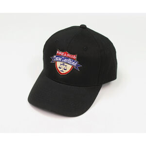 Texas Law Shield Cotton Baseball Cap One Size