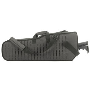 Voodoo Tactical Scoped Rifle Scabbard Nylon Black