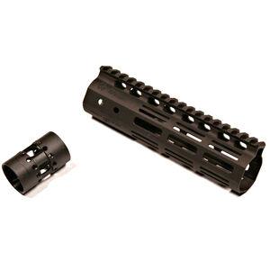 "Noveske AR-15 NSR Free Float M-LOK Rail 7"" Continuous Picatinny Top Rail Aluminum Matte Black"