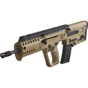 "IWI Tavor X95 5.56 NATO Semi Auto Bullpup Rifle 18.5"" Barrel 30 Rounds Flat Dark Earth"
