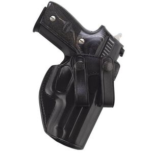 Summer Comfort Inside-the-Pants Holster Glock 26 27 & 33 Right Hand Leather Natural