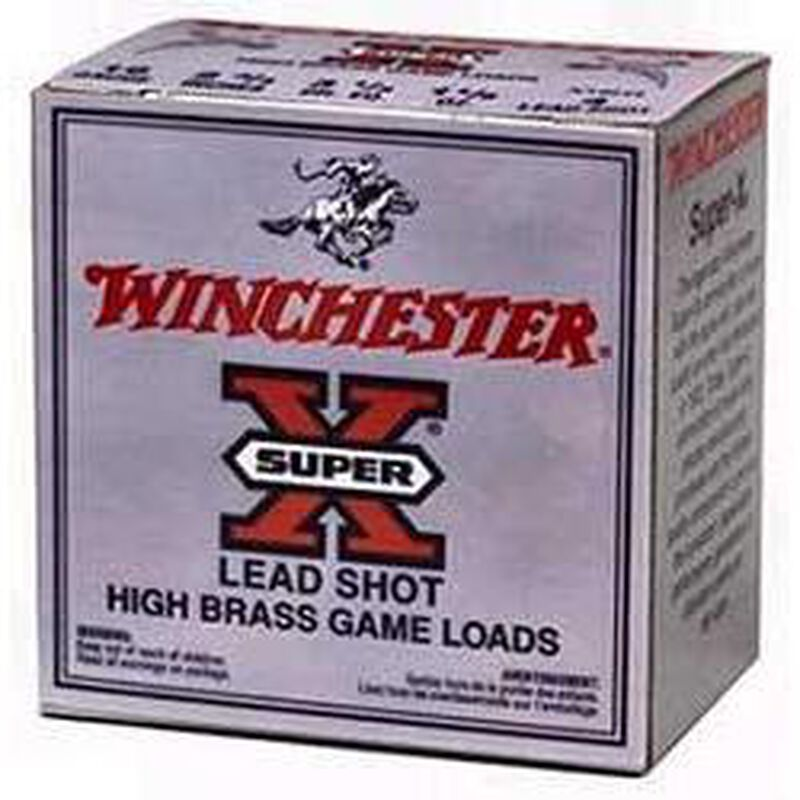 "Winchester SuperX Game 28 ga 2-3/4"" #5 Shot 1oz 25 Rnd Box"