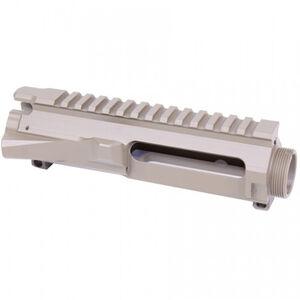 GunTec AR15 Stripped Billet Upper Receiver 6061 Aluminum Cerakote Flat Dark Earth Finish
